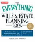 Everything Wills and Estate Planning Book: Professional advice to safeguard your assests and...
