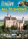 Rick Steves Europe All 70 Shows 2000-2007