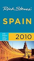 Rick Steves' Spain 2010 with map