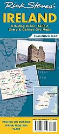 Rick Steves' Ireland Map