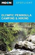 Moon Spotlight Olympic Peninsula Camping and Hiking