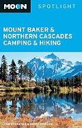 Moon Spotlight Mount Baker & Northern Cascades Camping & Hiking