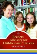 Readers' Advisory for Children and 'Tweens
