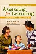 Assessing for Learning