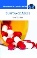 Substance Abuse: A Reference Handbook (Contemporary World Issues)