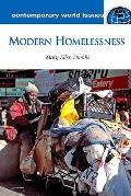 Modern Homelessness: A Reference Handbook (Contemporary World Issues)