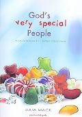 God's Very Special People An Activity Book for Children Who Grieve