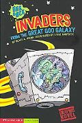 Eek and Ack, Invaders from the Great Goo Galaxy