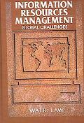 Information Resources Management Global Challenges