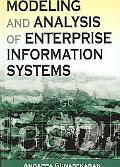 Modelling and Analysis of Enterprise Information Systems