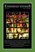 International Journal of Ethiopian Studies