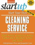 Start Your Own Cleaning Business (Start Your Own...)