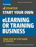 Start Your Own ELearning or Training Business