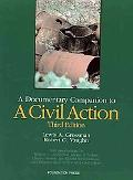 Documentary Compaion to a Civil Action