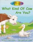 What Kind of Cow Are You? Being Content With How God Made You.