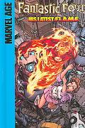 Marvel Age Fantastic Four: His Latest Flame