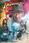 Indiana Jones and the Kingdom of the Crystal Skull: Vol. 1 (Indiana Jones Set II)