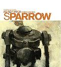 Sparrow #0: Ashley Wood Sketches and Ideas