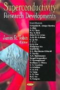 Superconductivity Research Developments