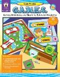 Basic Phonics Games Grade 2 (Games, Activies, and More to Educate Student)