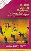 2009 Annual Register: World Events, 250th Ed.