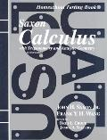 Homeschool Testing Book for Calculus