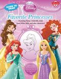 Learn to Draw Disney: Favorite Princesses: Featuring Tiana, Cinderella, Ariel, Snow White, B...