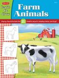 Learn to Draw Farm Animals: Step-by-step instructions for 21 favorite subjects, including a ...