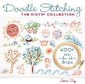 Doodle Stitching: the Motif Collection : 400+ Easy Embroidery Designs