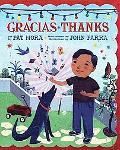 Gracias / Thanks (English and Spanish Edition)