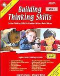 Building Thinking Skills Level 1, Vol. 2