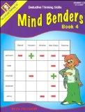 Mind Benders Book 4 (Grades 3-6)