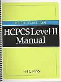 HCPCS Level II Manual 2009
