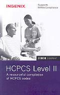 HCPCS 2008 Level II Expert (Compact)