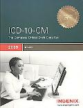 ICD-10-CM: The Complete Official Draft Code Set (2009 Draft)