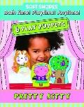Soft Shapes Play Puppets Pretty Kitty (6 Foam Play Puppets)