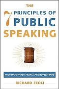 7 Principles of Public Speaking