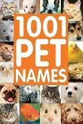 1001 Pet Names