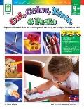 Cut, Color, Trace, and Paste : Reproducible Activities for Learning and Practicing a Variety...