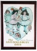 live dolls' busy Days