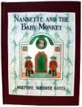 Nannette and the baby Monkey