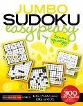 Jumbo Sudoku Easy Peasy