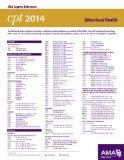 CPT 2014 Express Reference Coding Card Physical Medicine and Rehabilitation