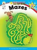 Mazes (Home Workbooks: Gold Star Edition)