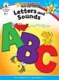 Letters and Sounds (Home Workbooks: Gold Star Edition)