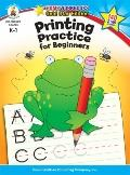 Printing Practice for Beginners (Home Workbooks)