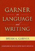 Garner on Language & Writing