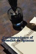 Correspondence of Benedict de Spinoz