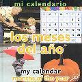 Mi Calendario: Los Meses del Ano/My Calendar: Months of the Year