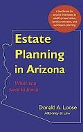 Estate Planning in Arizona